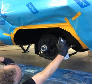 Protecting Your Vintage Trailer With Undercoating