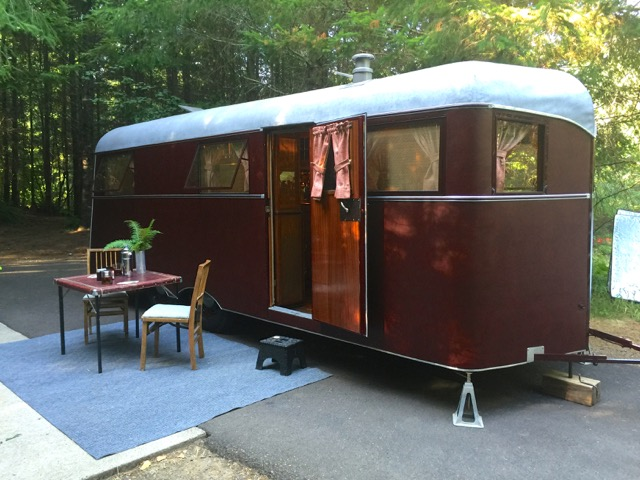 SOLD!!  1934 Covered Wagon