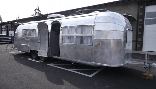 1957 Airstream Sovereign