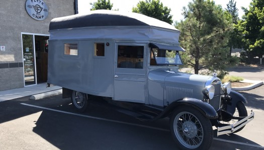 1928 Ford House Car