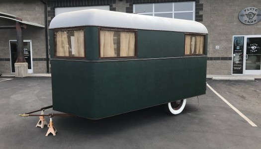 1933 Covered Wagon